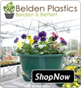 Belden Plastics -- injection molded plastic pots