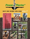 Power Planter -- Product Brochure & Catalog PDF