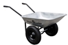 The Master Gardner -- Frost Protection, Wheelbarrows -