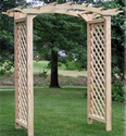 *Wood Trellis Designs -- quality wooden products