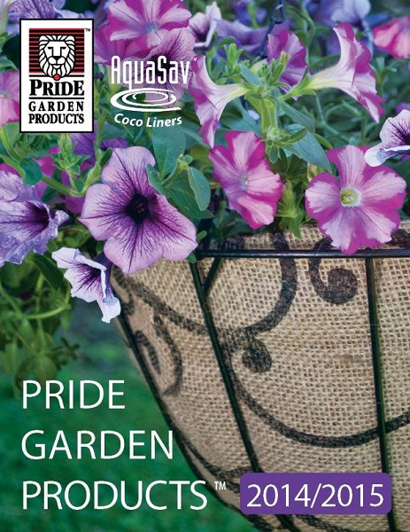 Pride Garden Products. Notify Me