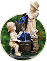 Alpine -- Fountains, Pond Supplies, Garden Decor
