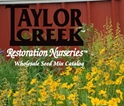 Taylor Creek Restoration Nurseries --native plant propagation
